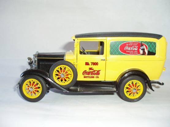 Coca Cola Wagon